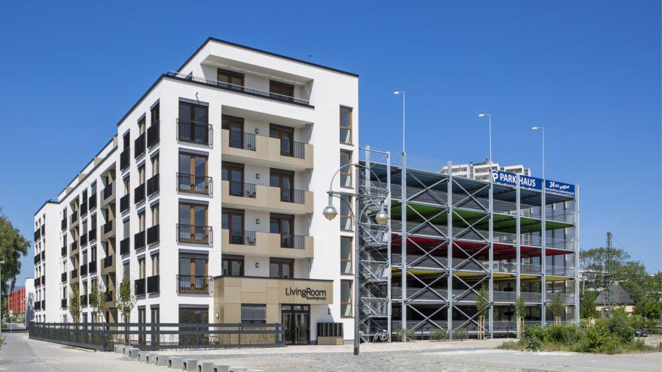 Parkhaus Bad Homburg
